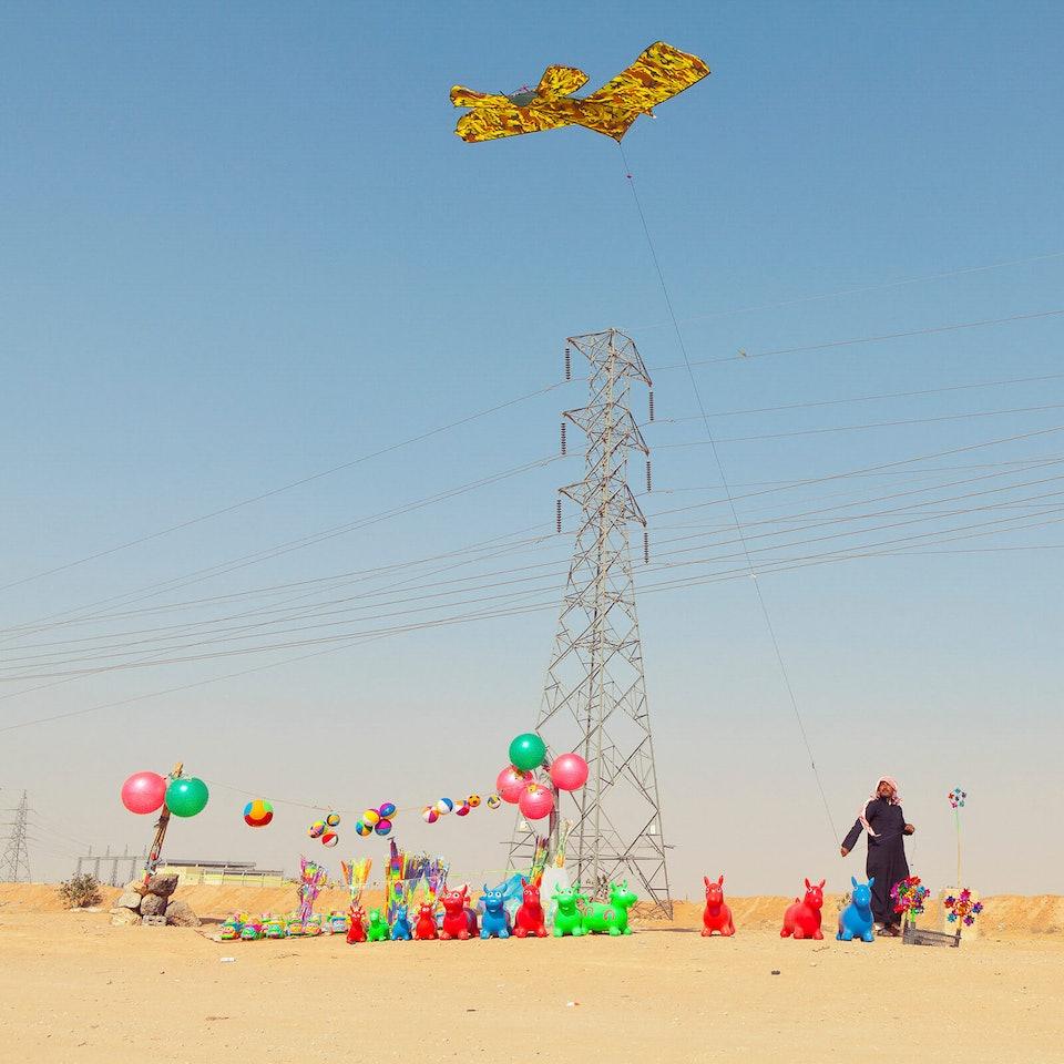 Foregen_R.Grasas_Road to Baghdad, Saudi Arabia (1)
