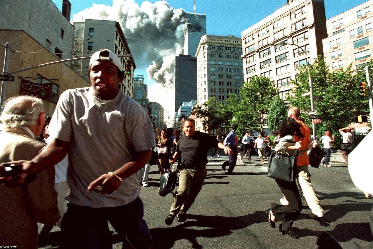 World Trade Center - zamach