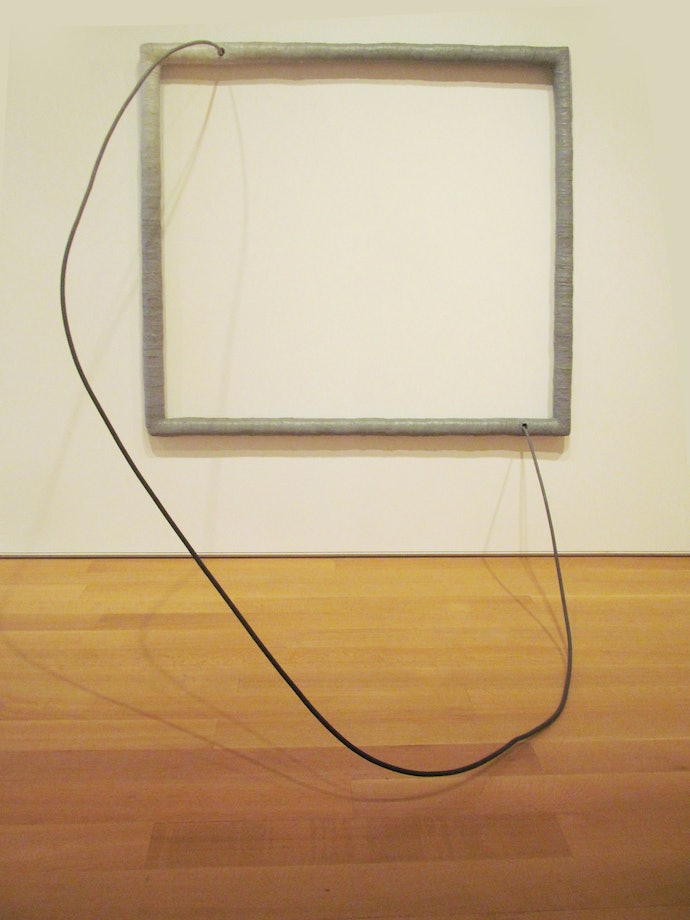 Hang Up 1966 Art Institute of Chicago Rob Corder