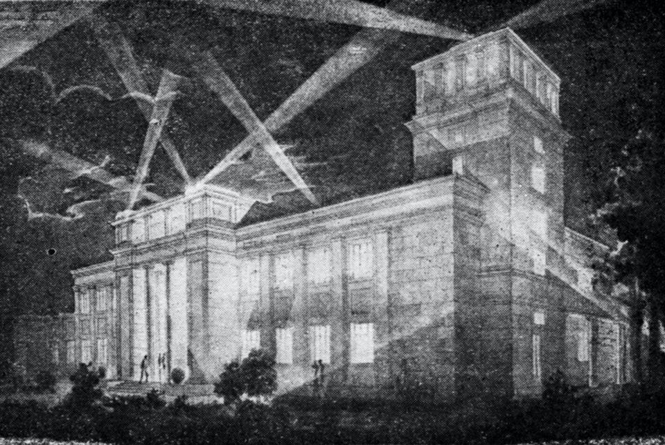 1935 аэропорт Михайловский, Сдобнев (проект)_architecture_shirochin