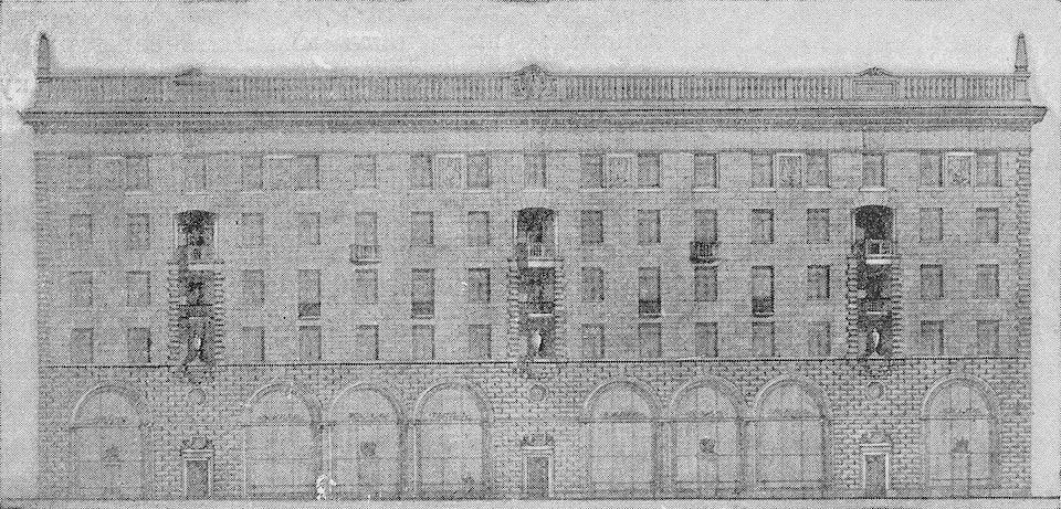 1941 Крещатик, 29_architecture_shirochin