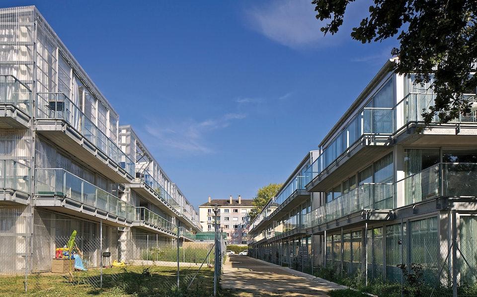 53 Units, Low-Rise Apartments, Social Housing 1_pritzker_lacaton_vassal