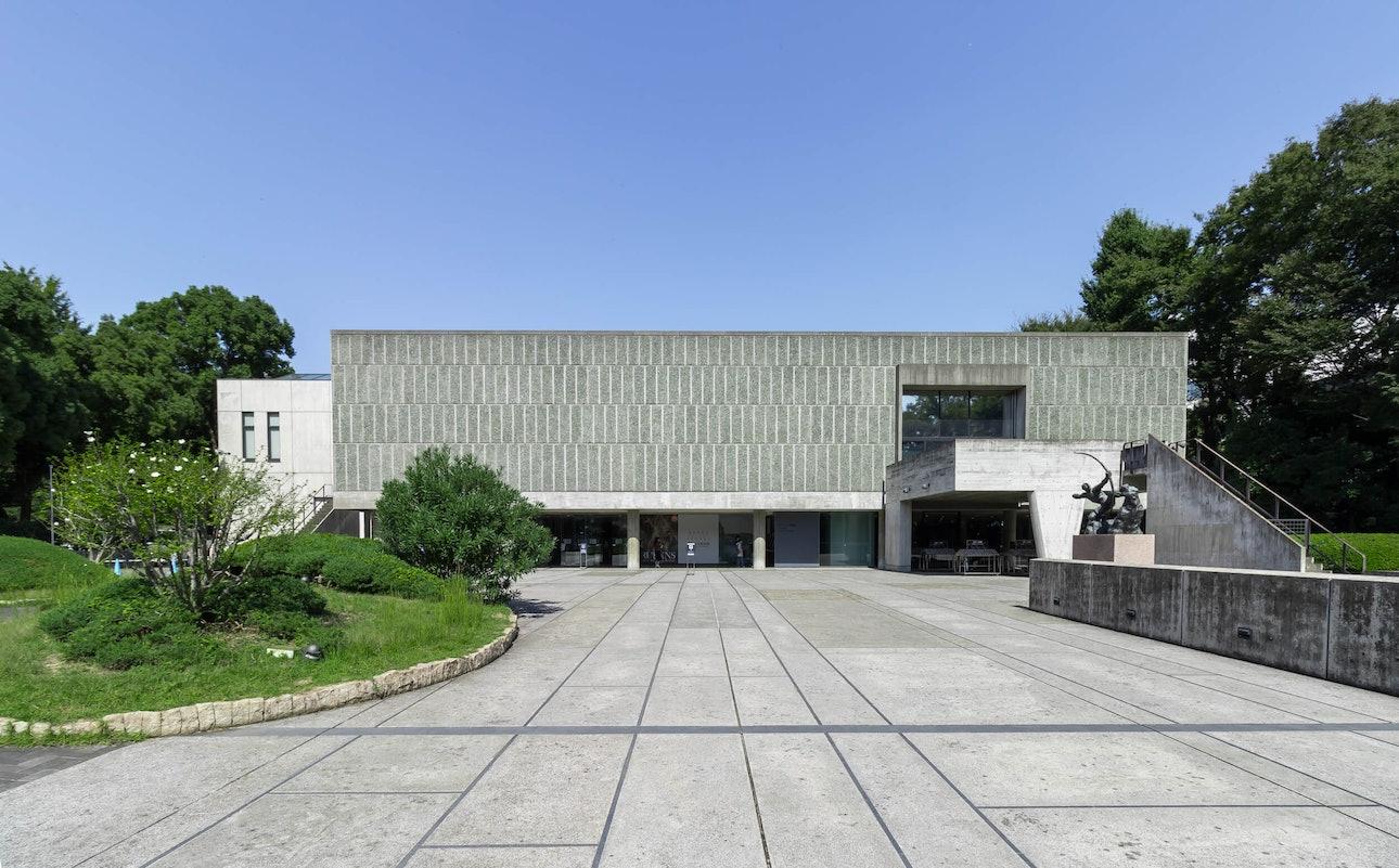 Музей західного мистецтва в Токіо Лє Корбюзьє