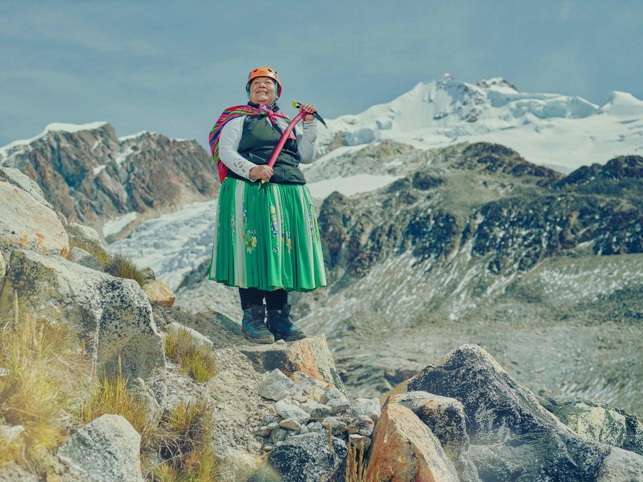 Чолиты из Боливии