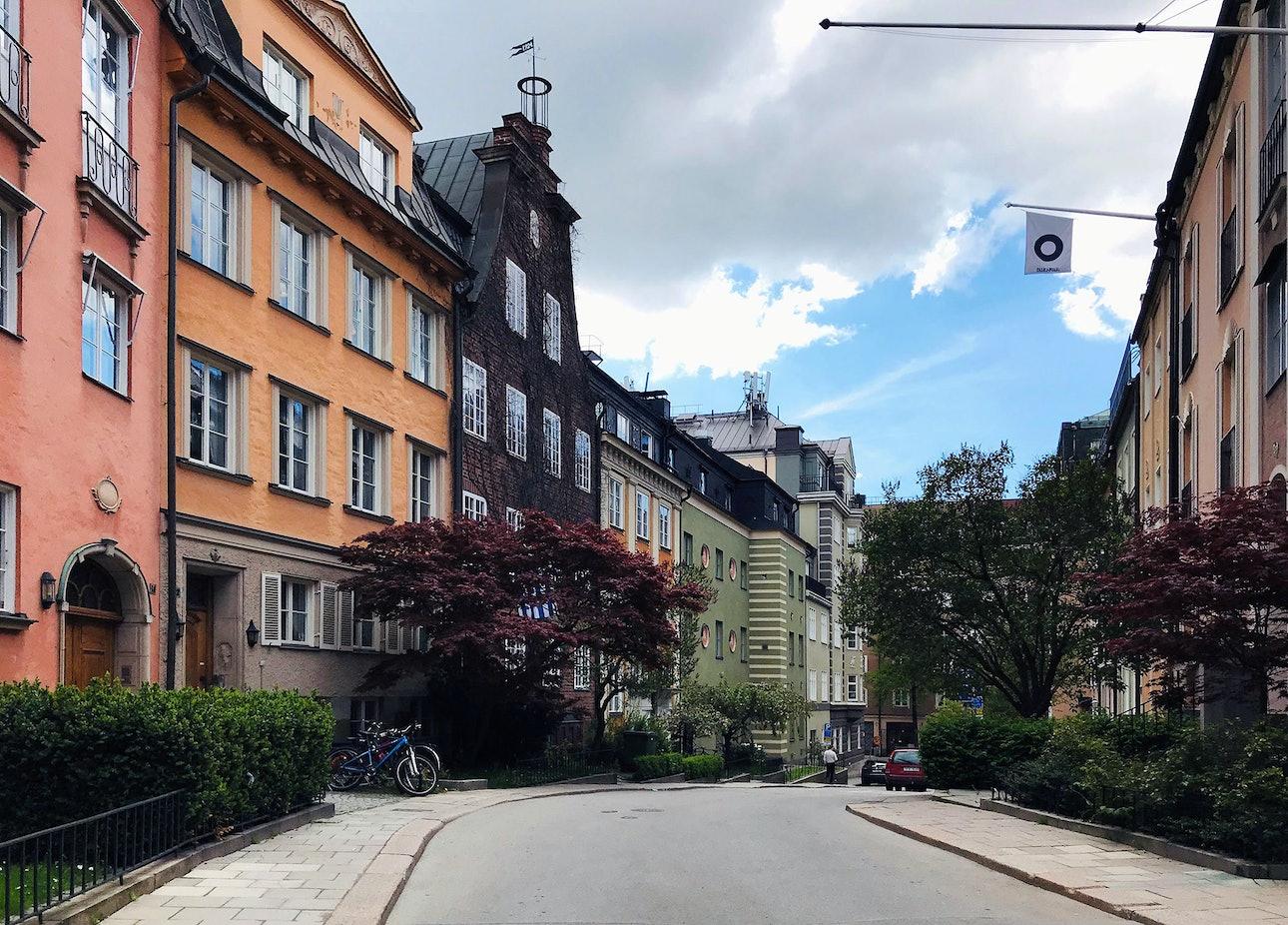Архитектура Стокгольм