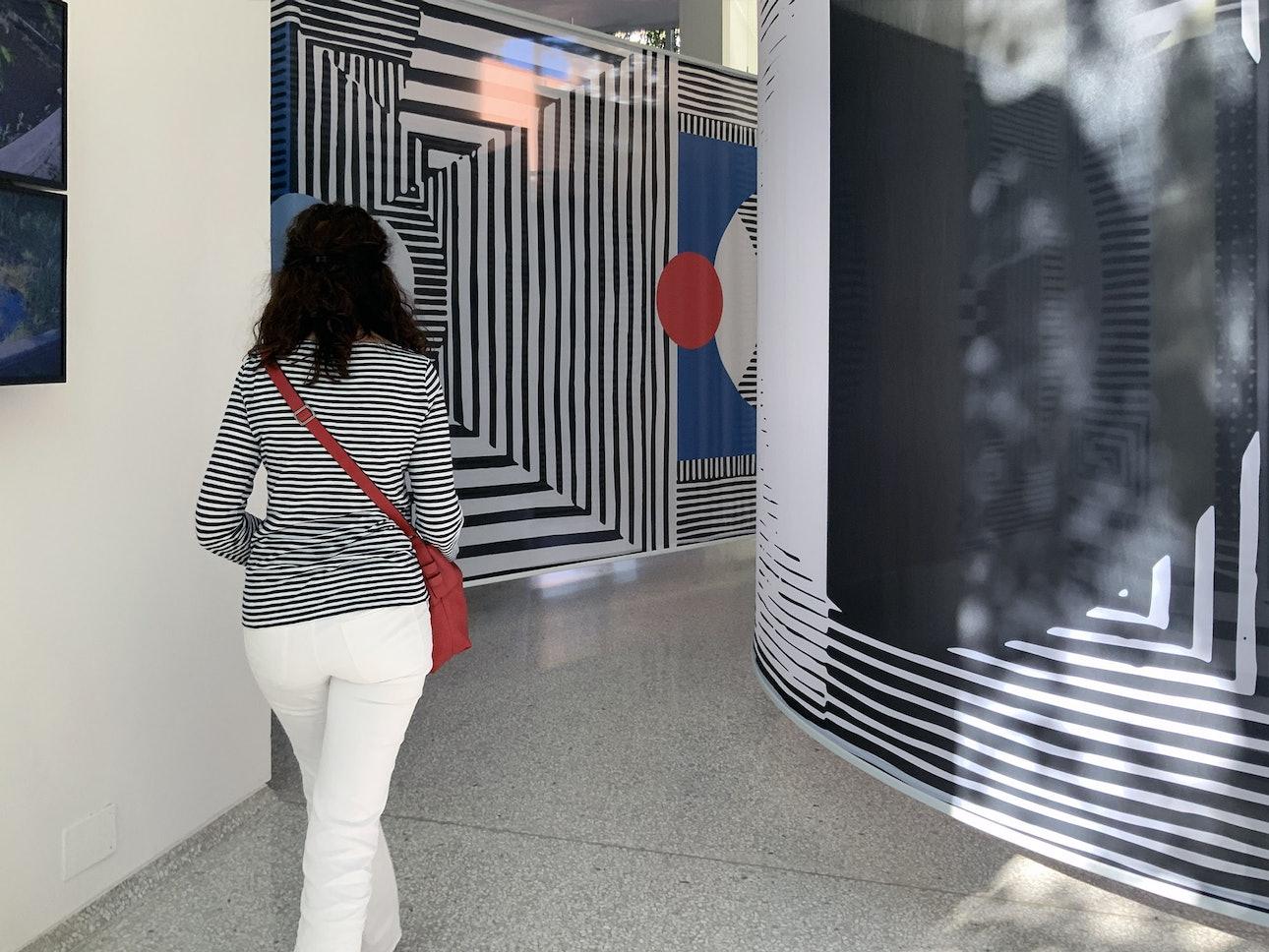 Павильон Нидерландов на архитектурной биеннале в Венеции