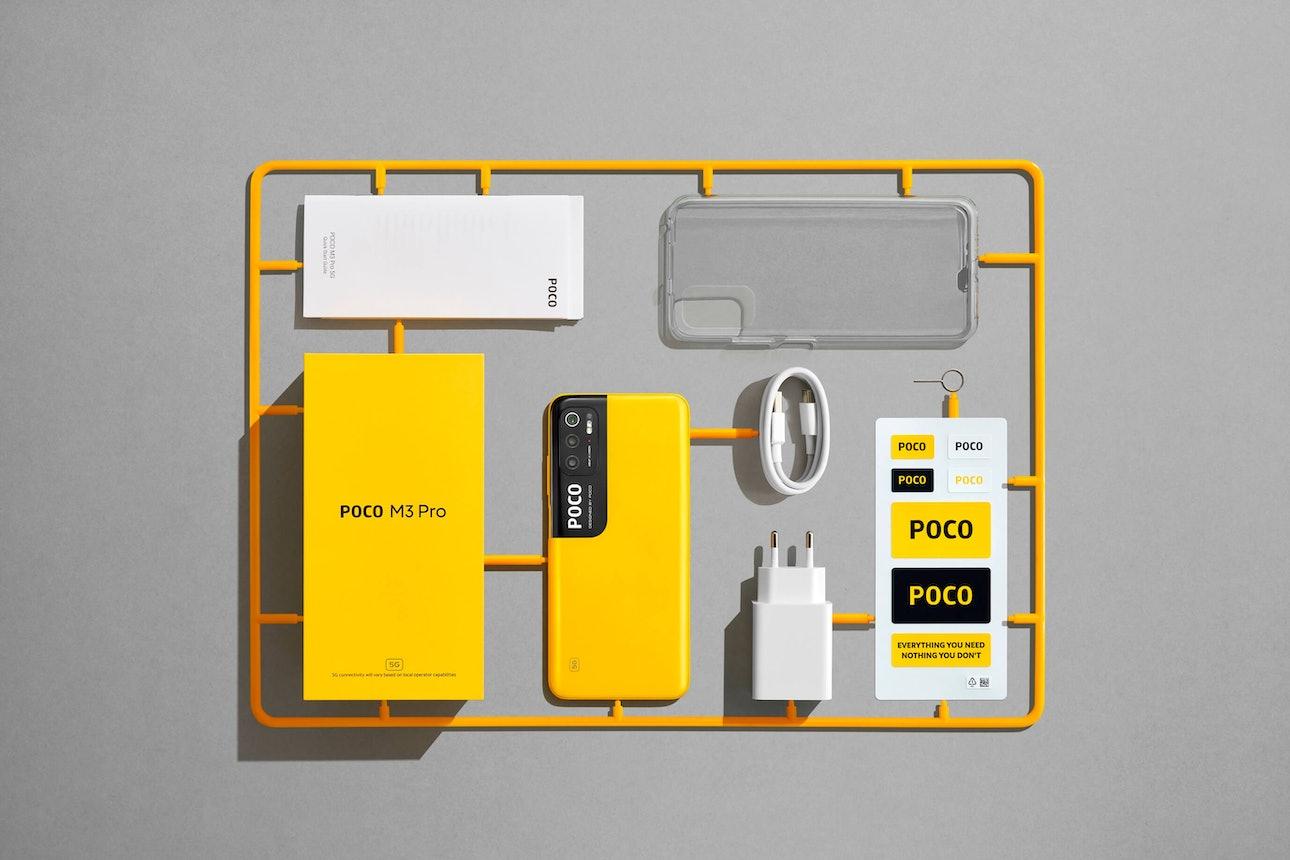 Смартфон POCO M3 Pro 5G