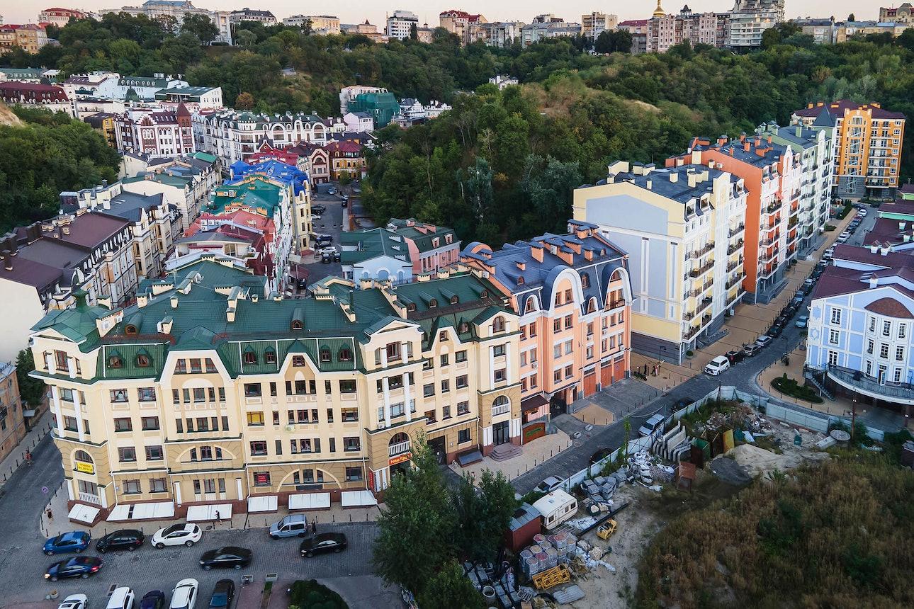 Воздвиженка Киев