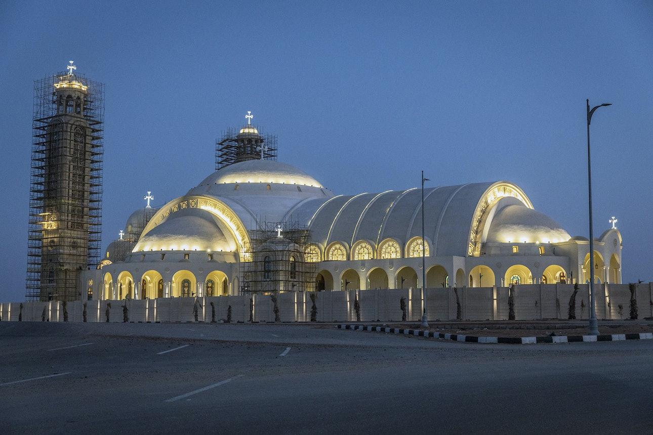 Собор Рождества Христова Новая административная столица Египет