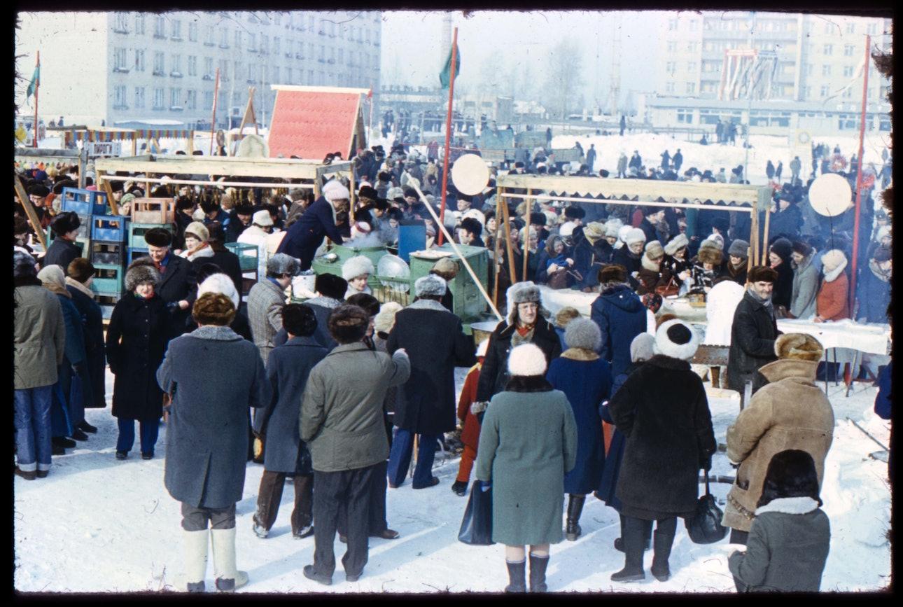 Палинчак Архив СССР