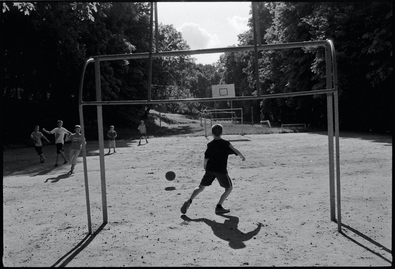 Олександр Білявський футбол