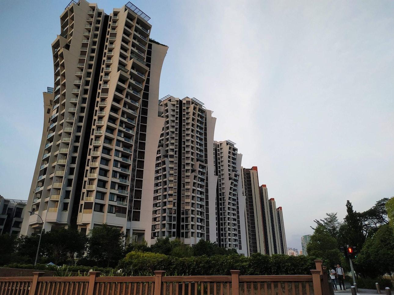 Жилые дома Сингапур кондоминиумы