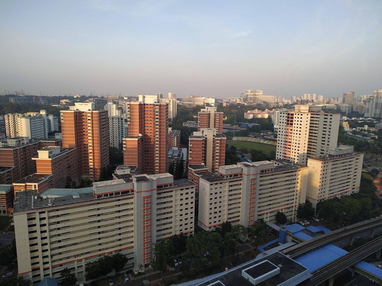 Жилые дома Сингапур
