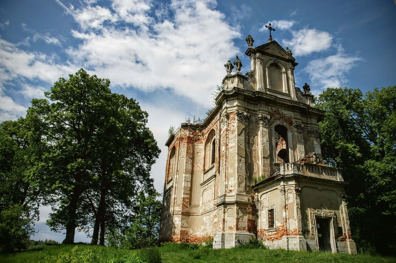 Костел Всех Святых в селе Годовица, Львовская область Марина Временова