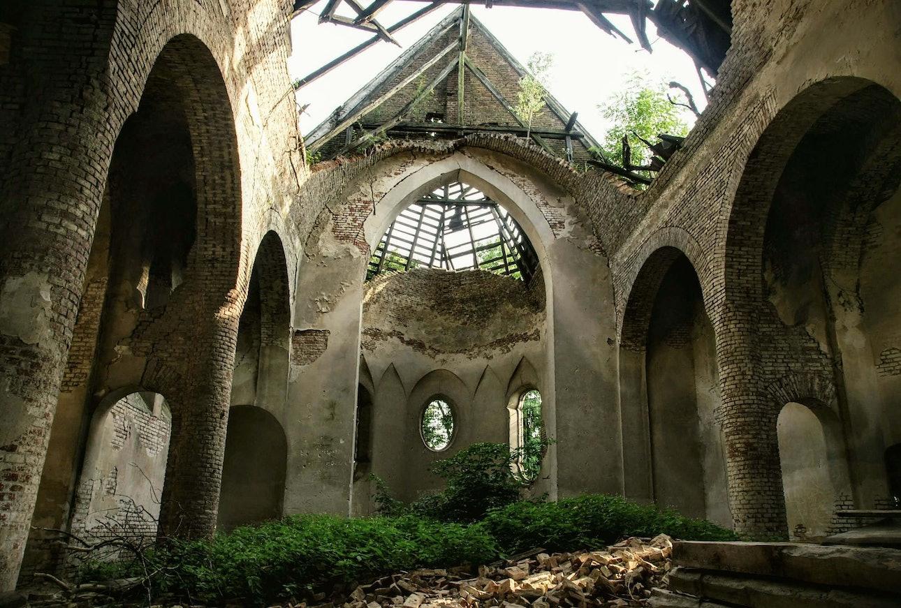 Костел Святой Марии Магдалины, село Волков, Львовская область Марина Временова