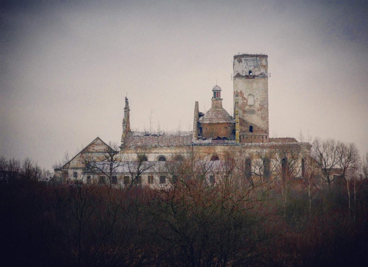 Костел Діви Марії у місті Сокаль Марина Временова