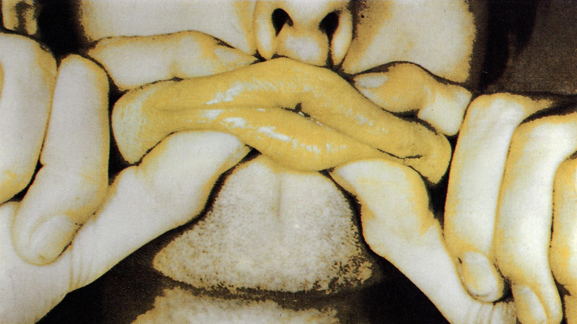 Брюс Науман, Исследования для голограмм (а), 1970, Коллекция Stedelijk Museum Amsterdam. © 2021 Брюс Науман: Общество прав художников (ARS), любезно предоставлено Sperone Westwater, Нью-Йорк. © 2021 Брюс Науман: Pictoright Amsterdam