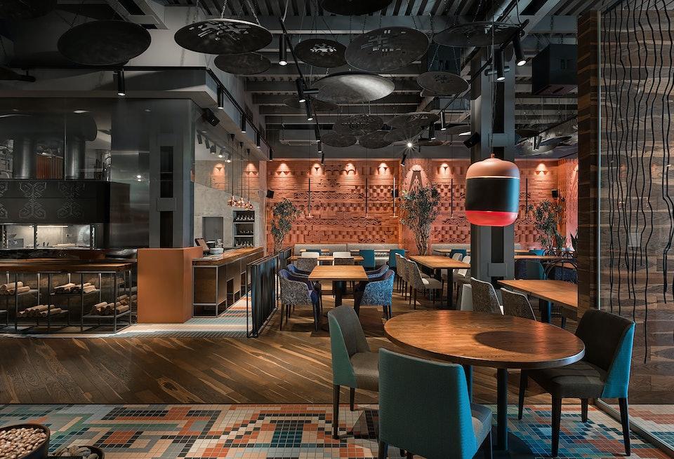 dezeen_ugli_avdeenko_loft_buro Ресторан Угли Киев