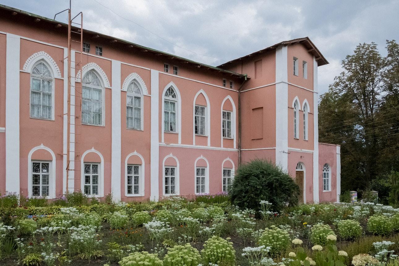 Пархомівський художній музей Харківська область куди поїхати на вихідні