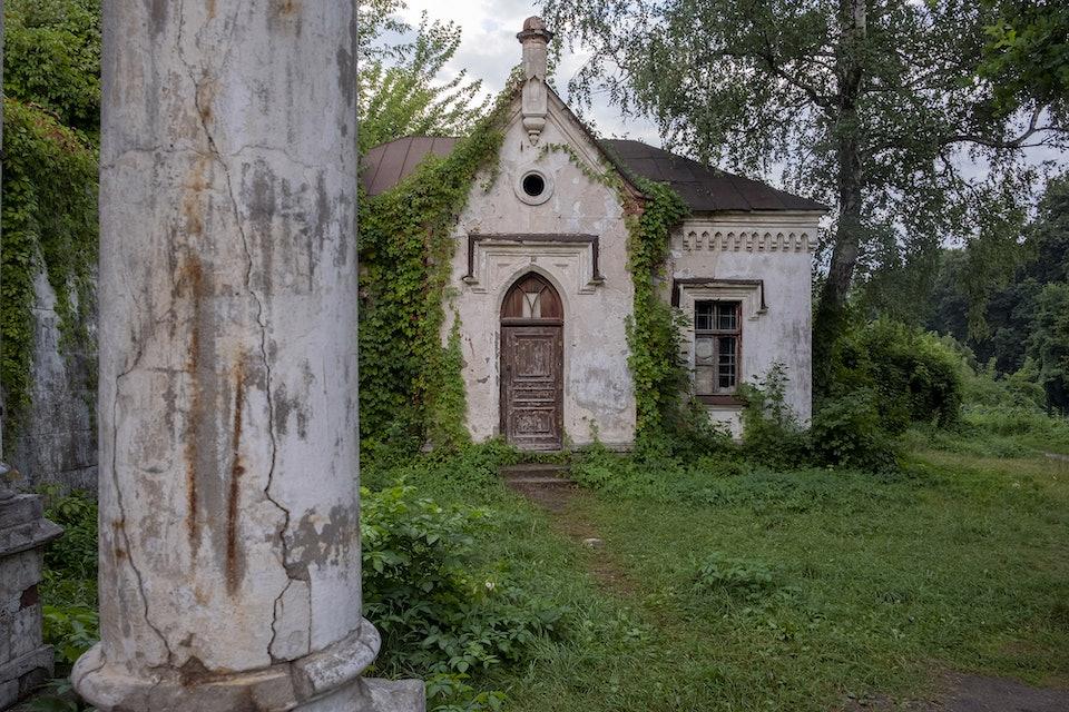 sharivka_guide_liholet Шаровский дворец архитектура