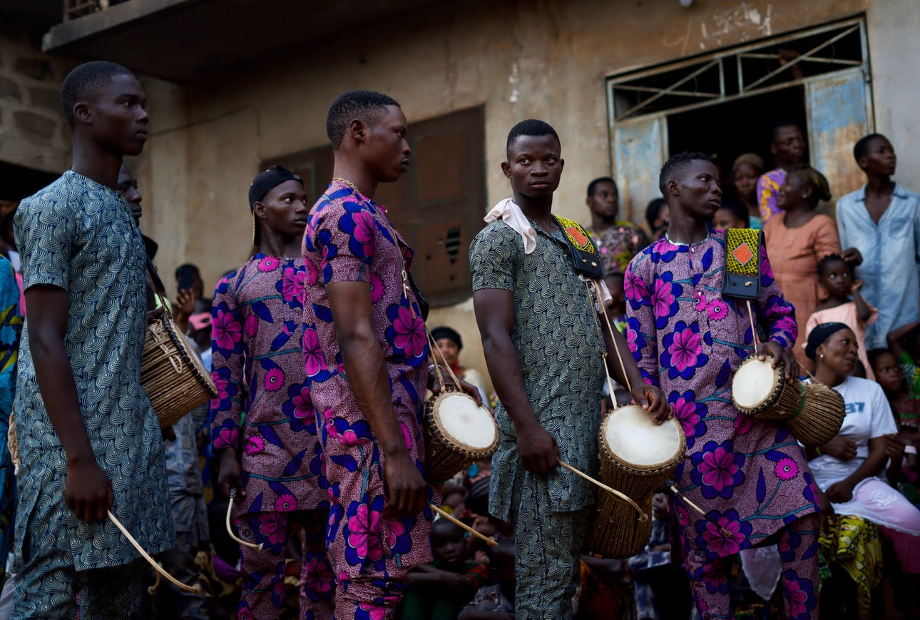 Вуду Бенин