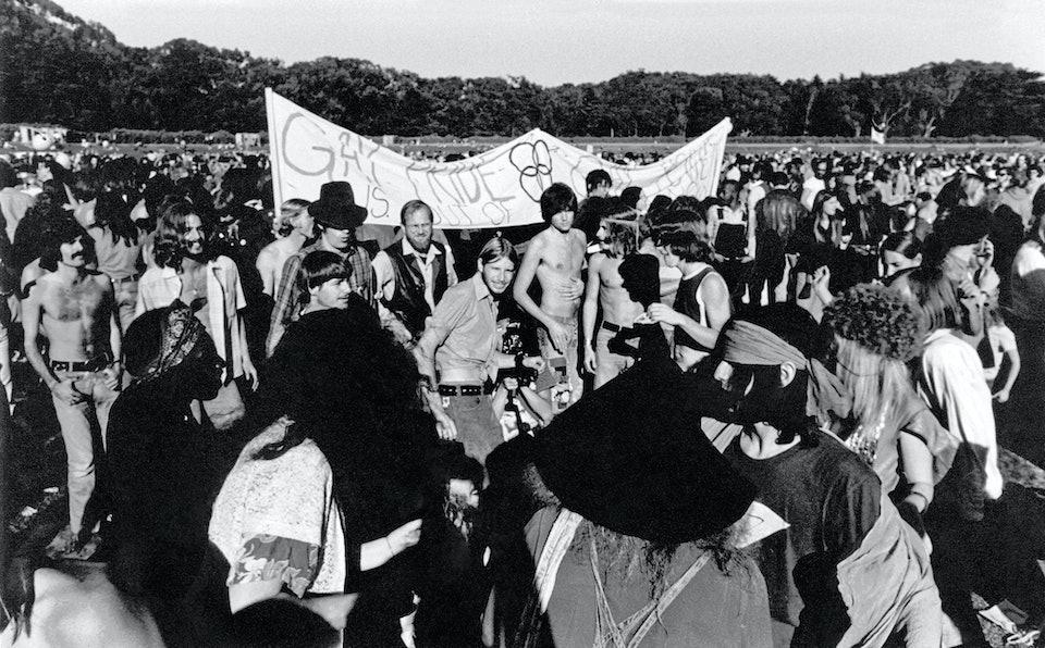 lgbt_aids Гей-прайд в Сан-Франциско, 1972
