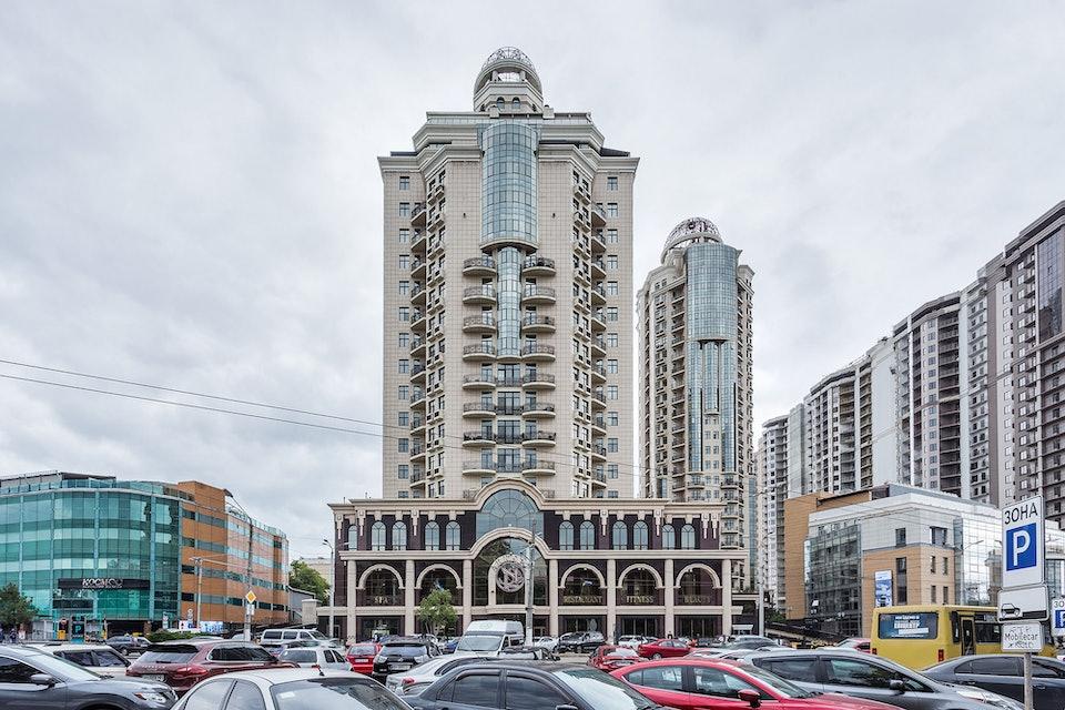 kaprom_Arcadia ARK palace архитектура постмодернизм Одесса