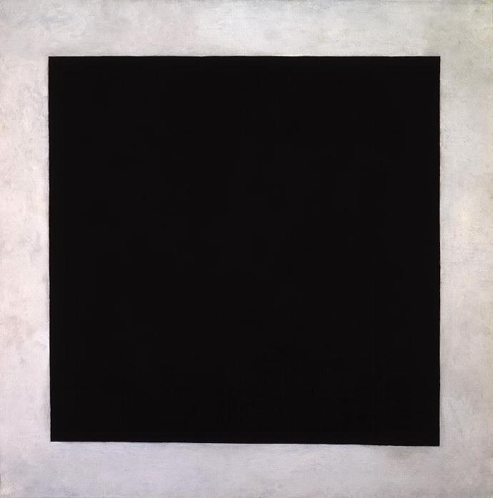 «Черный квадрат» Казимира Малевича
