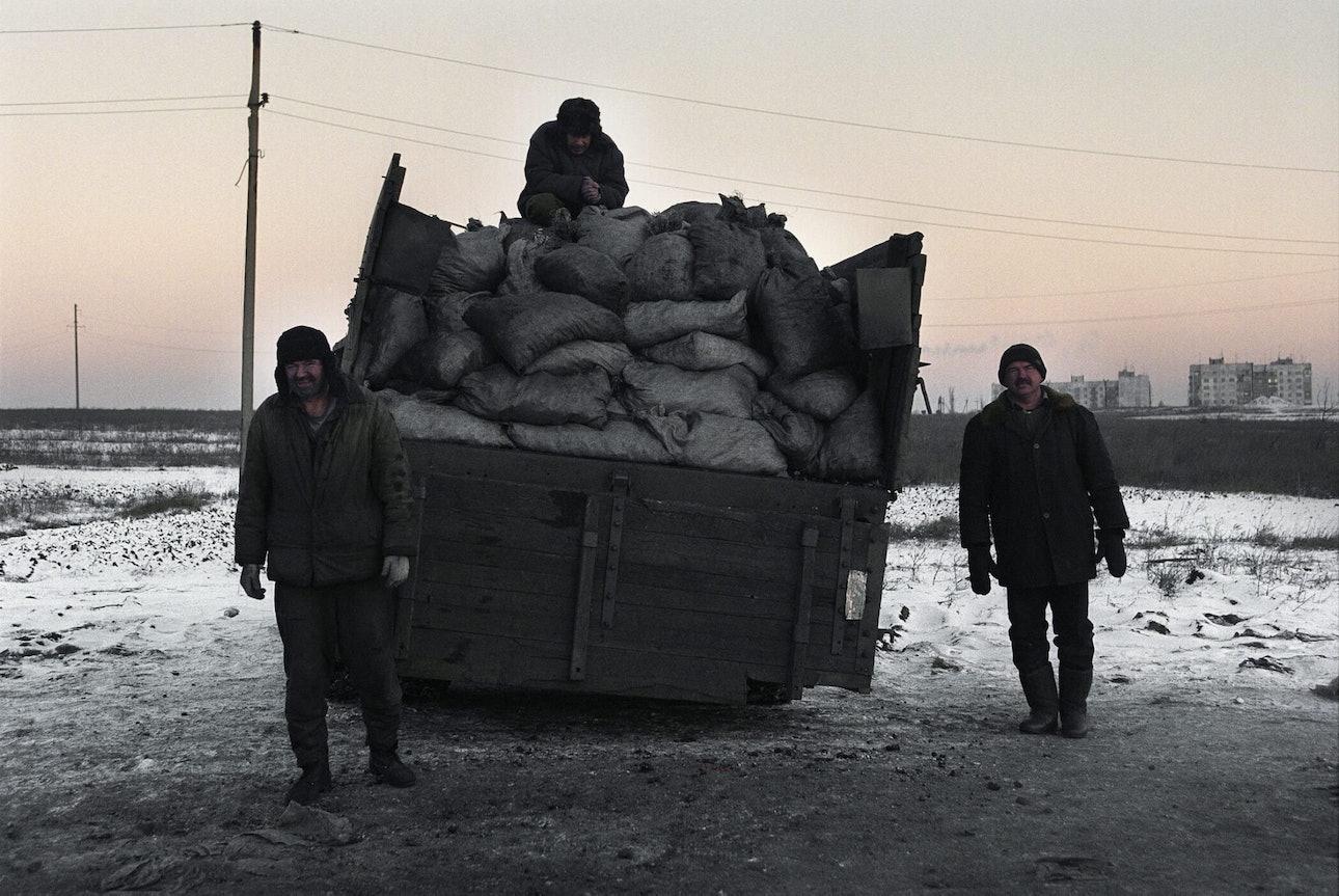 Марущенко Донбасс