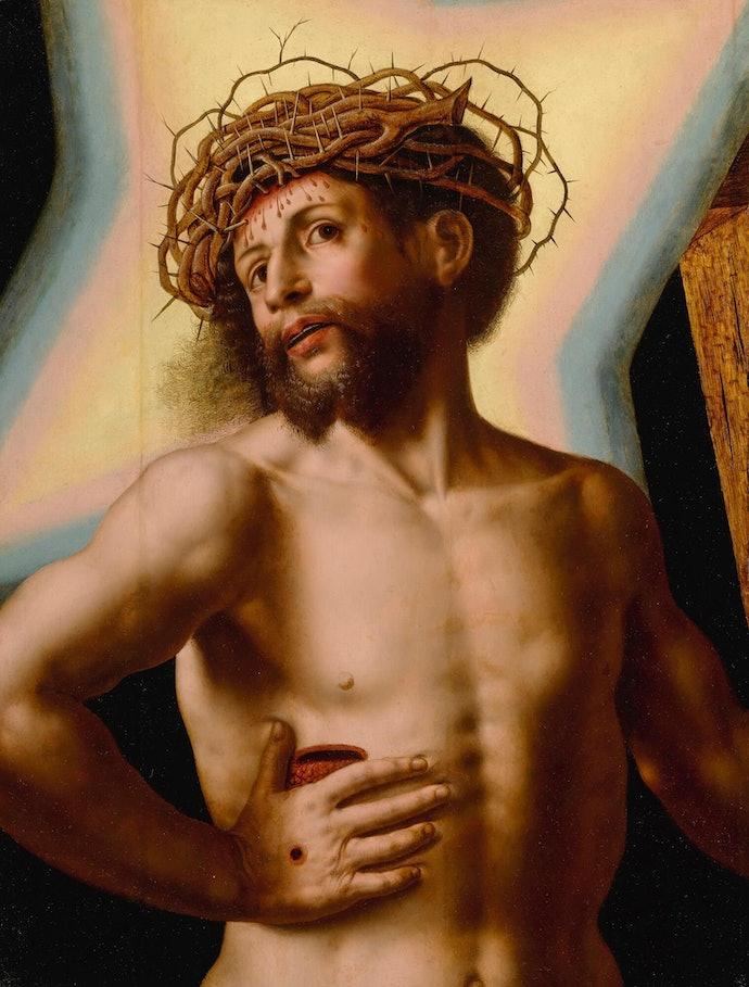 Ян ван Хемессен Христос