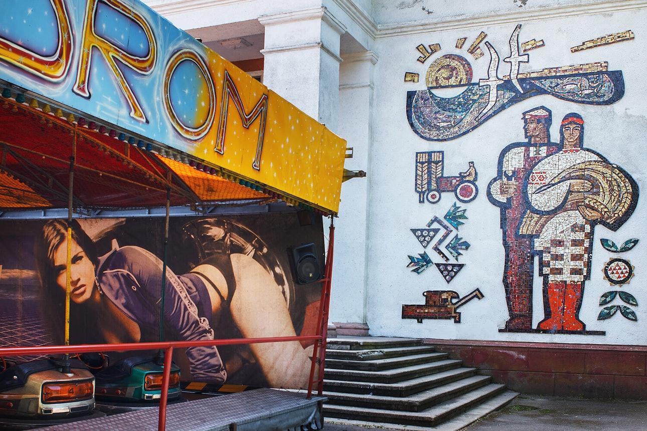 Евгений Никифоров Украинские советские мозаики