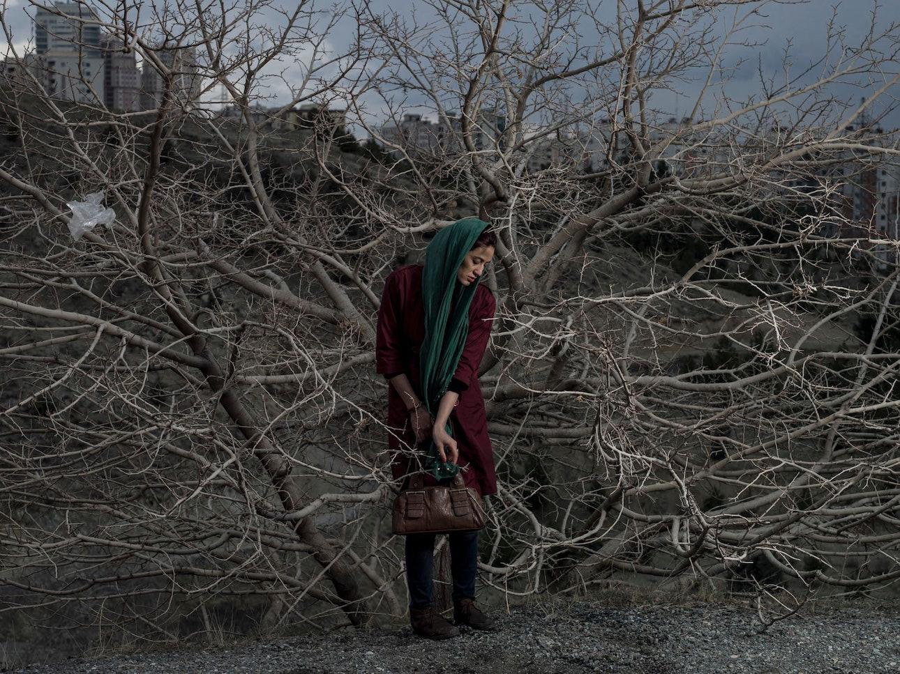 Нюша Таваколян Пустые страницы иранской фотографии