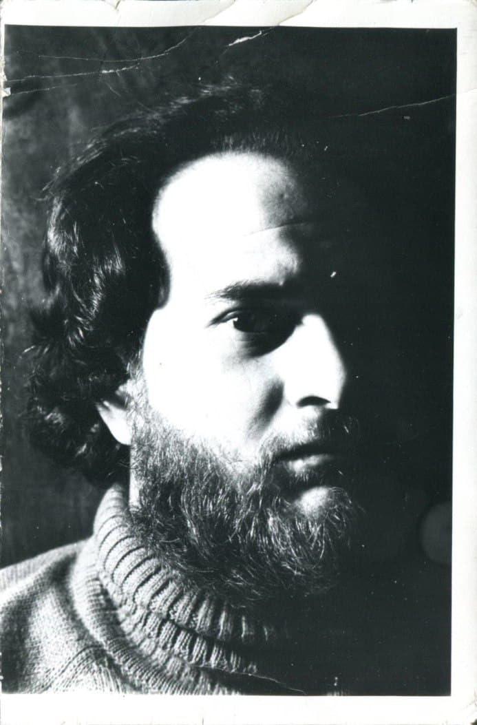 О. Ройтбурд, 1987, фото Олександра Шевчука